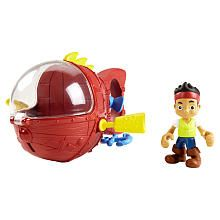 Fisher-Price Disney Jake and the Never Land Pirates Jake's Never Sea Mini-Sub