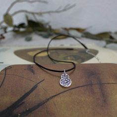 Sterling Silver Charm Necklace Feng Shui Jewelry