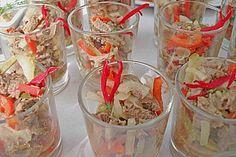 Tafelspitz - Cocktail (Rezept mit Bild) von bushcook | Chefkoch.de