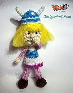 Amigurumi Viking Pattern : Amigurumi on Pinterest Angry Birds, Crochet Numbers and ...