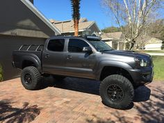 Click this image to show the full-size version. Toyota Tacoma Off Road, Lifted Tacoma, 2014 Toyota Tacoma, Tacoma Truck, Jeep Truck, 2006 Tacoma, New Trucks, Custom Trucks, Pickup Trucks