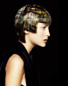 Collection: Living Jewels || Hair: Angelo Seminara || Davines || 2012