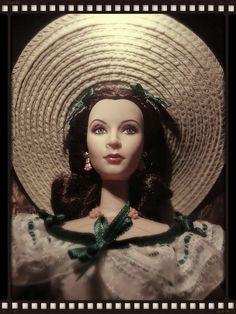 Scarlett O'Hara™ Doll Barbecue at Twelve Oaks™ | Flickr - Photo Sharing!