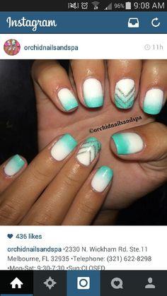 Nail ideas from insta