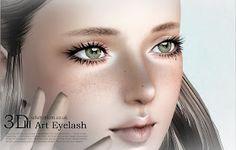 S-Club eyelash set The Sims, Sims Cc, Sims 3 Mods, Sims 4 Cc Kids Clothing, Sims 4 Cc Makeup, Sims 4 Cc Packs, Sims 4 Cc Skin, Eyelash Sets, Sims 4 Toddler
