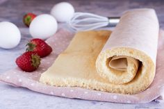 Sweet Recipes, Healthy Recipes, Mini Desserts, Ricotta, Buffet, Biscuits, Food And Drink, Banana, Cheese