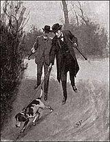 The Adventure of the Missing Three-Quarter - 1904