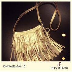 Adding my gold fringe J.J. Winters bag to my @Poshmark closet tomorrow at 11AM PST! All proceeds will go to @Linda Norris Rasowsky-A-Wish America. Download the app to make a purchase. Check out more details here:  http://vanessahudgens.tumblr.com/post/50364597453/