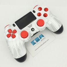 Arctic Typhoon PS4 Controller Shipping Out from www.KwikBoyModz.com  #KwikBoyModz #CustomController #CustomControllers #Controller #Controllers #ModdedController #ModdedControllers #NewController #ControllerMods #Gaming #Gamer #GamerGirl #GirlGamer #Gamers #PS4 #DS4 #PS4Controller #DualShock4 #CustomPS4Controller #ModdedPS4Controller