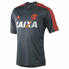 Camisa Flamengo Goleiro MC II, Lead / Infrared