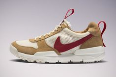 Artist Tom Sachs is set to launch 'Space Camp' in New York City in collaboration with Nike and the duo have produced a special sneaker for the occasion.