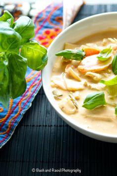 30 Minute Thai Chicken Curry -  A Weeknight lifesaver!