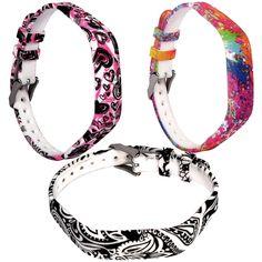 COLOR BLAST 3PK Wristband Band Bracelet Strap Accessories For FITBIT FLEX 2 Fitness Tracker, Fitbit Flex, Personalized Items, Bracelets, Image Link, Bands, Ebay, Accessories, Note