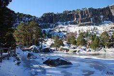Laguna Negra #Soria. Fotografía de @objetivoviajar