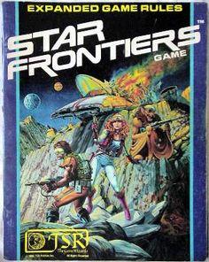 Star Frontiers (TSR)
