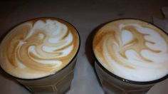 Practice - Full cream and Almond