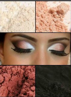 GET THIS LOOK WITH YOUNIQUE EYESHADOW! CLICK ON THE PICTURE TO ORDER