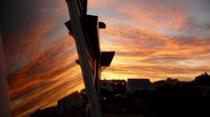 Incredible sunsets in Palmy. (2011)