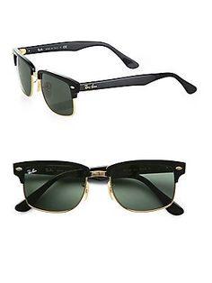 0707706969 Ray-Ban Square Clubmaster Sunglasses Ropa Masculina, Corbatas, Lentes, Gafas,  Moda