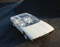 1967 Bertone Lamborghini Marzal.