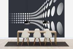 3D Dots - Fototapeter & Tapeter - Photowall