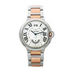 Cartier Men's W6920027 Ballon Bleu 18k Gold Watch. Buy best watches for Valentine's Day