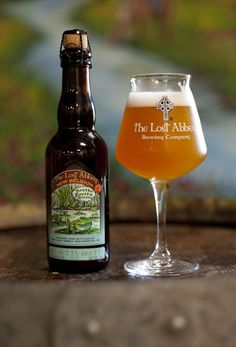 Belgian Beer is a gift from the Gods. Lost Abbey has perfected it, and behold, liquid bliss.