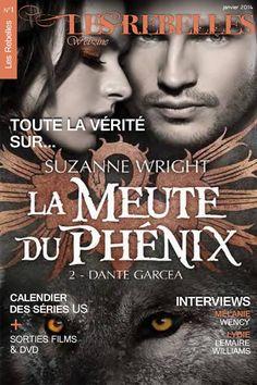 Interviews de Lydie Lemaire Williams auteur, Mélanie Wency et Suzanne Wright  http://lesrebelles.net/numeros/1/