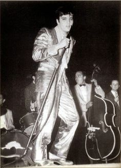 April 2, 1957 - Elvis Presley appears for the first time outside the United…