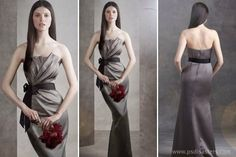 David's Bridal slimming models again... (via photoshop disasters)