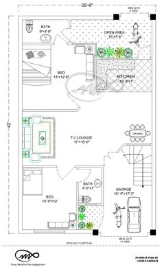 Jp Plan 30 x 22 floor plans 30x40 house plans home plans ajilbab com