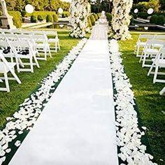 Wedding Walkway, Wedding Aisle Outdoor, Aisle Runner Wedding, Outside Wedding, Outdoor Ceremony, Outdoor Weddings, Garden Wedding, Wedding Isle Decorations, Engagement Decorations