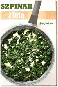 spinach with feta - spinach with cheese - spinach with cheese recipe - how to make spinach - spinach recipe - spinach - spinach recipes - spinach with - spinach ideas - feta Spinach Recipes, Cheese Recipes, Spinach Ideas, How To Make Spinach, Palak Paneer, Feta, Smoothie, Veggies, Ethnic Recipes
