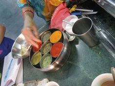 Culinary Travel in India: Saying Namaste in Udaipur via @transitionsabroad