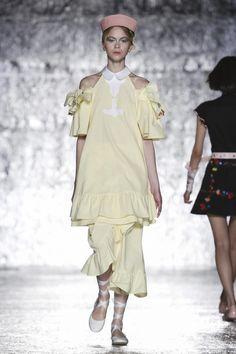 Vivetta Ready To Wear Spring Summer 2017 Milan