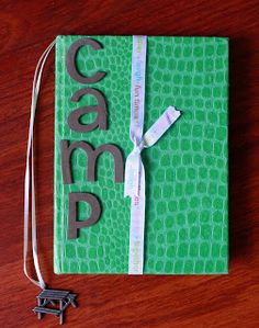 Little Pear Studio: Camping Journal Wish I had Started this when we first got our camper!