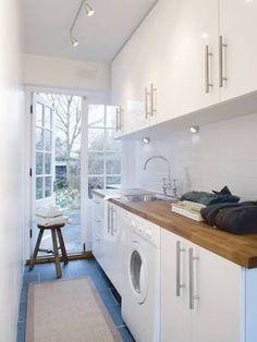 grey laundry interior australia - Google Search