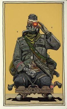 last of the heroes, michel voogt on ArtStation at https://www.artstation.com/artwork/last-of-the-heroes