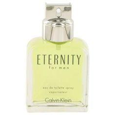ETERNITY by Calvin Klein Eau De Toilette Spray (Tester) 3.4 oz (Men) V728-462722