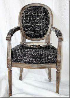 My Favorite Chairs: Vintage Mix Monday lanaseuropeanvintage.com