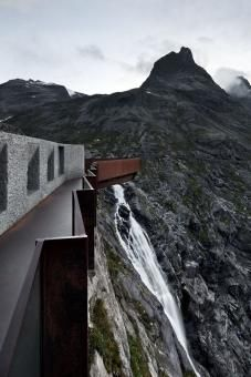 Reiulf Ramstad Arkitekter - Project - National tourist route Trollstigen