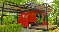 """Don't let the term """"prefab home"""" scare you away - today's prefabricated homes (also termed """"building systems"""" by theNational Association of Home Builders), are downright fabulous. Not only do they..."""