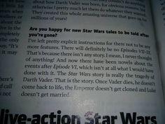 """Cinephilia & Beyond on Twitter: """"From an interview with George Lucas in Total Film (May 2008) v/ @reddit http://t.co/BmC6qpVrpO"""""""