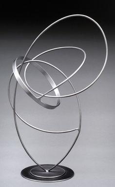 Rebecca Fox Metal Sculpture