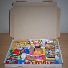 TOPSELLER! British Retro Sweet Box $14.99