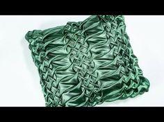 DIY Pillowcases for Home Decor: Canadian Smocked Design|HandiWorks #117 - YouTube
