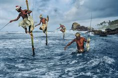 The men behind the pictures : five world photographers who are like no other