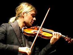 David Garrett - Zigeunerweisen - Sarasate Dresden 21.11.08 - YouTube