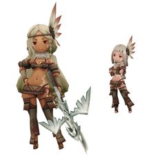 All Games Beta: Bravely Second Screenshots