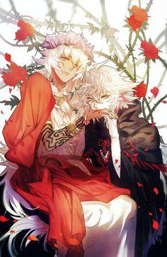 Merlin / Solomon【Fate/Grand Order】
